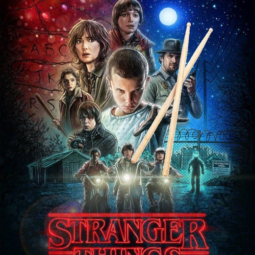 Stranger Things, Vol. 1. A Netflix Original Series Soundtrack + Drum-Over