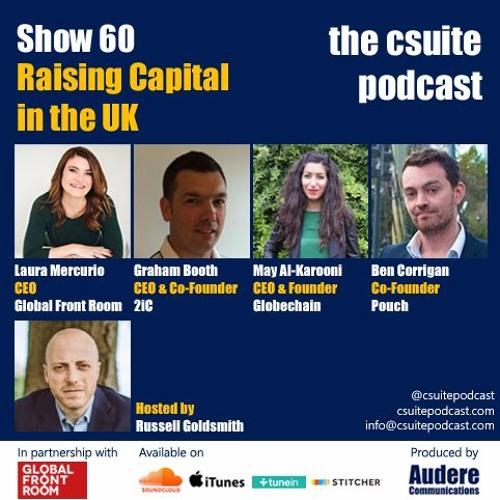 Show 60 - Raising Capital in the UK