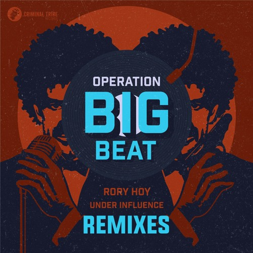 Rory Hoy & Under Influence - OPERATION BIG BEAT REMIXES [CTR020] out now on Beatport_