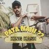 King Kash - Pata Nahi  (Audio)  Hindi Rap Song 2017