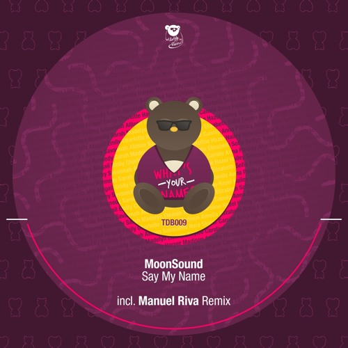 Moonsound - Say My Name (Manuel Riva Remix)