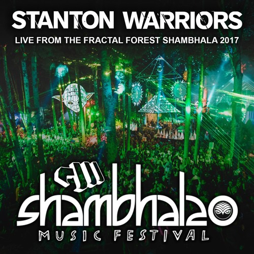 Live from the Fractal Forest Shambhala 2017