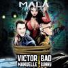 Mix Mala Y Peligrosa Bad Bunny Ft Victor Manuelle Dj Kevin 2017