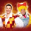 Jonathan Wilkes And Christian Patterson on Aladdin!
