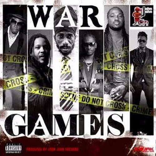 WAR GAMES - Shabba Ranks, Bounty Killer, Sizzla, Beenie Man, Stephen Marley and I Octane