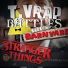 Back at the Barnyard vs Stranger Things. TV Rap Battles Season 2.