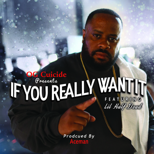 If You Really Want It - OG Cuicide Ft Lil Half Dead