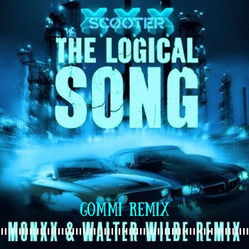 monxx x walter wilde - the wonky song (x rated version) [gommi remix