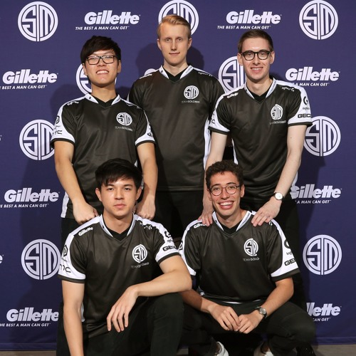 Team SoloMid Introductory Press Conference 12/6/2017
