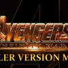 AVENGERS : INFINITY WAR Trailer Version Music V2