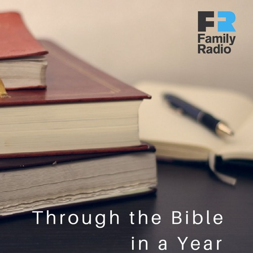 Through The Bible In A Year-161