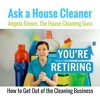 How to Get Out of the Cleaning Business