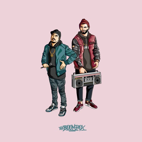 Lenzman & Dan Stezo - The Boombox