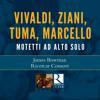 TUMA // Vesperae de la B. M. V., by James Bowman & Ricercar Consort