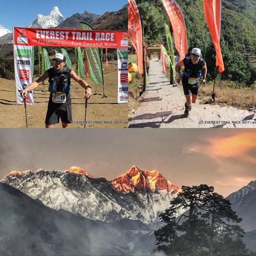 88: Running the Remote Part Of the World - 2017 Everest Trail Race: Talking with Martin Schneekloth