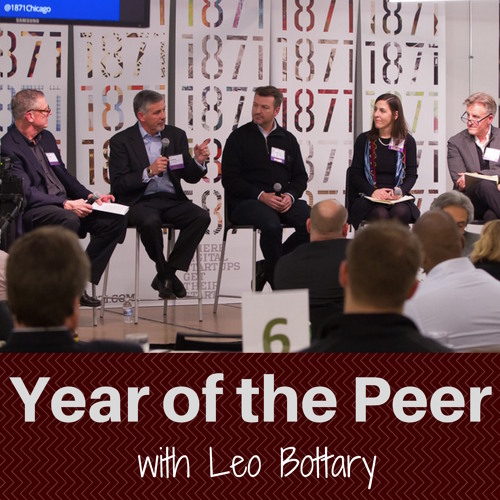 Christine Comaford: Year Of The Peer Podcast (Season 1, Episode 47)