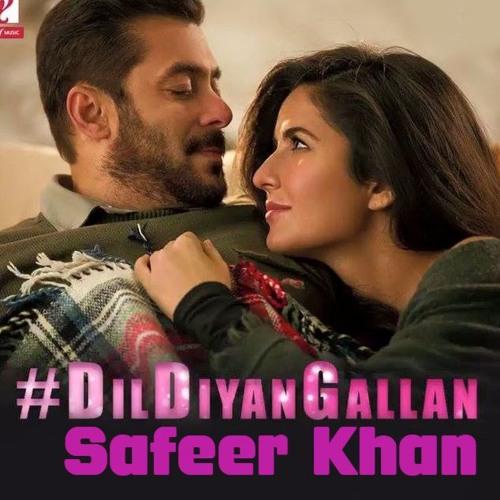 Dil Diyan Gallan - Atif Aslam - Cover By Safeer Khan