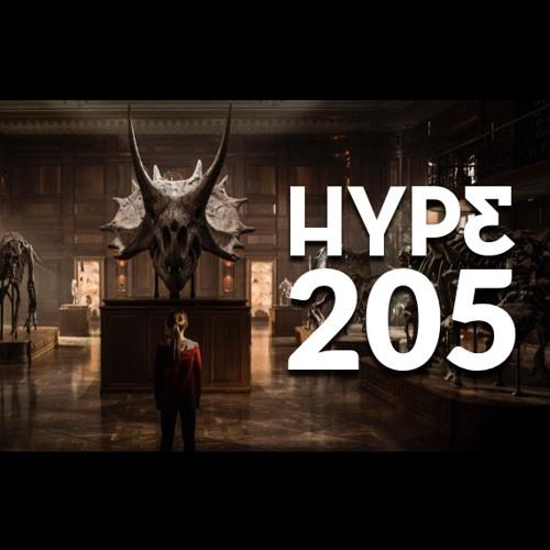 Podcast ep. 205: Jurassic World, Carne y Arena, El Mundo de Tim Burton