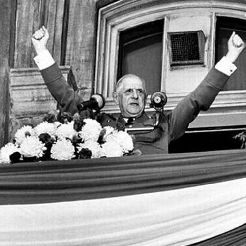 Le Pied A Papineau CKVL FM: De Gaulle et le Québec - Guy Bouthillier en parle