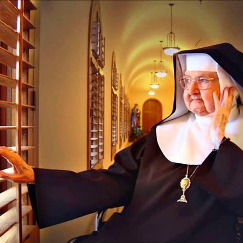 Mother Angelica Live  - FEAR