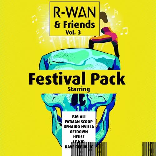 "Festival Pack ""R-Wan & Friends"" Vol.3 [FREE DOWNLOAD]"