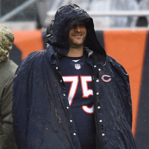 Kyle Long's injury-riddled career, the coaching search and more
