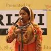 9. Shabeena Adeeb - Woh Baithe Hai Pehli Saff – Andaaz - E-Bayaan - Aur Mushaira 2016