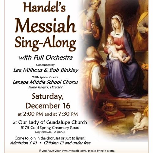 Holy Spirit Radio Handels Messiah Interview (1)