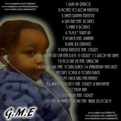 10 Gotta Get Cha Feat. B.A.M. & Cedizzy