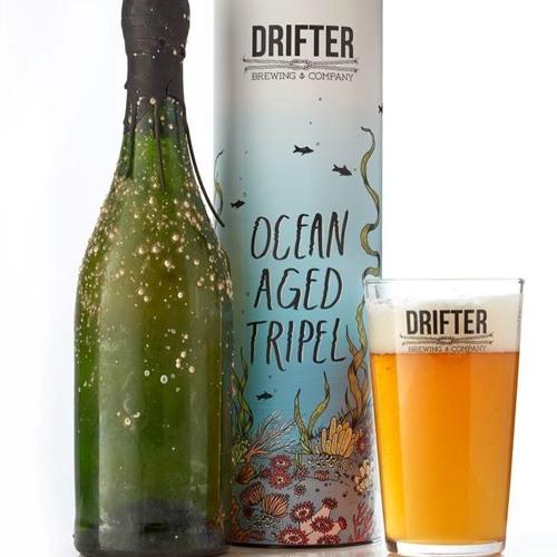 Drifter Brewery Ocean Aged Tripel