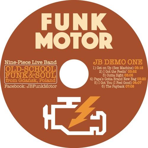 Funk Motor - Seks Machine