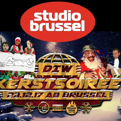 WINNAAR: STUDIO BRUSSEL - Interne Promo Voor DIW Kerstsoirée