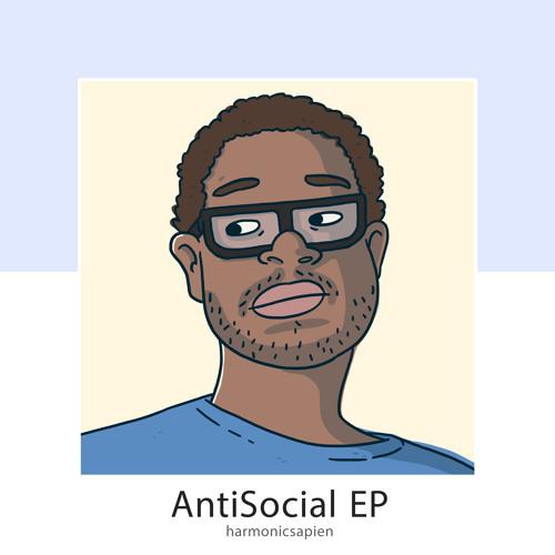 HRMNC  -  Anti Social ep