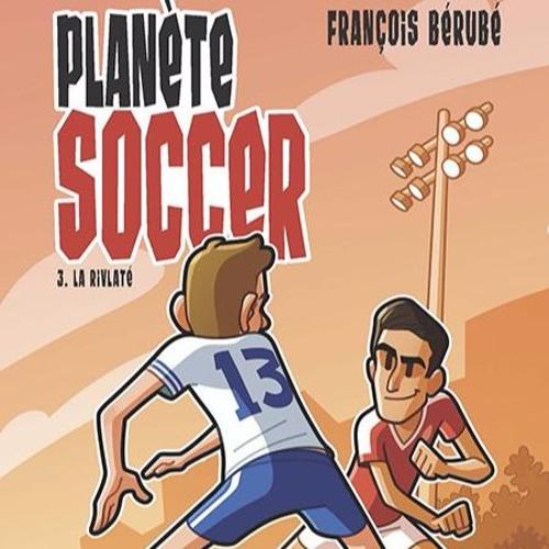 François Bérubé en entrevue à propos de Planète soccer 3