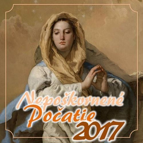 Nepoškvrnené počatie Panny Márie,