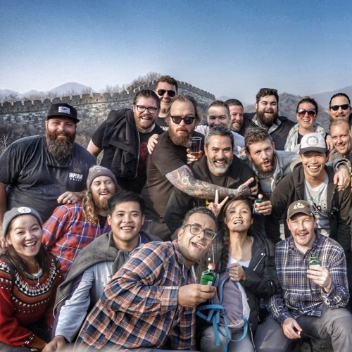 Pod 48 - An American Brewer in China