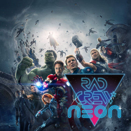 Rad Crew Neon S09E11: Infinity War Trailer og Beste MCU-Filmer