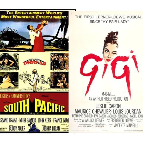 Episode 42 - Battle of 1958: South Pacific v. Gigi