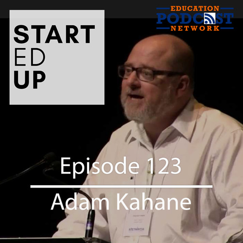 Adam Kahane - How to Collaborate w/ the Enemy