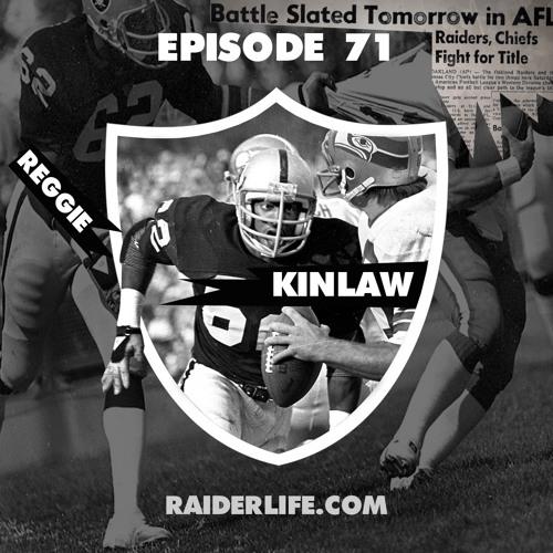 Episode 71 | #62 Reggie Kinlaw