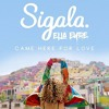 Sigala & Ella Eyre - Came Here For Love (Allan Varela)