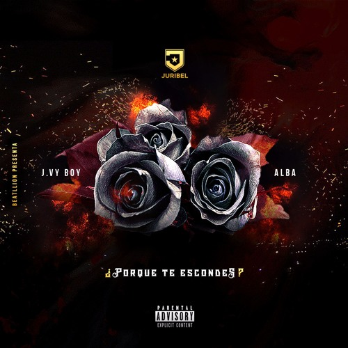 Juribel - Porque Te Escondes (Prod. By J. Vy Boy y Alba)