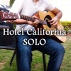 Hotel California Solo - Acoustic Guitar Arragement