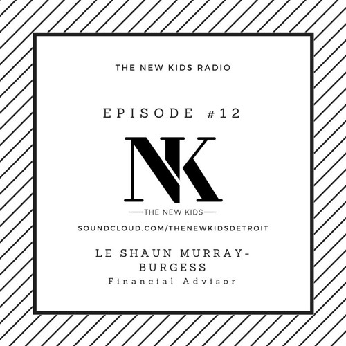 The New Kids - Episode 112 - LJ Murray - Burgess