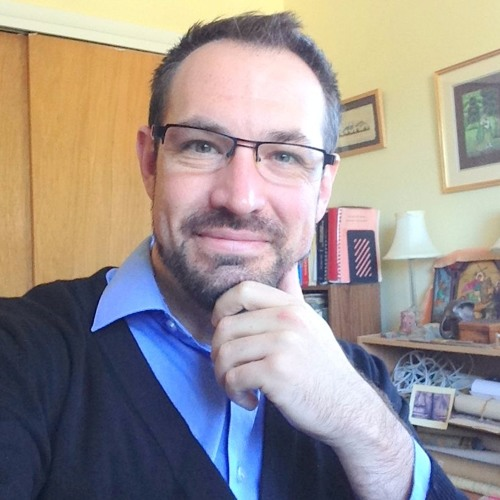 The 13th Human - Justin Whitaker of Seattle, Washington - Buddhist Philosopher and Writer