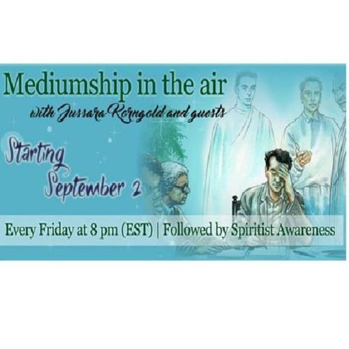 Mediumship in the Air & Spiritist Awareness