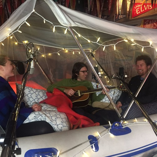 """Cozy Boat Episode 5: """"Where Do Songs Come From?"""" (Spence & Shannon Koehler of The Stone Foxes)"""