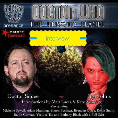 Episode 186 Doctor Who The Unsaved Planet Interview