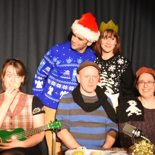 Paul Stapleton, Jenny Rowe & Judey Bignell (Cast Iron Theatre: Christmas LIVE!; Episode 36