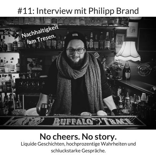 #11: Nachhaltigkeit am Tresen – Interview mit Philipp Brand